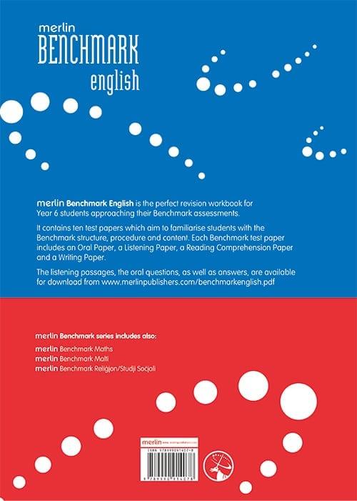 Merlin Benchmark English - Merlin Publishers