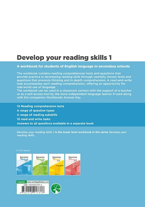 Develop your reading skills 1 - Merlin Publishers